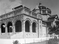 1930-as évek, Aréna (Dózsa György) út, Regnum Marianum templom, 14.kerület