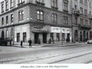 1960-as évek, Üllői út, Balaton mozi, 9. kerület