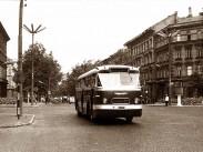1960-as évek, November 7. tér Oktogon, 6. kerület
