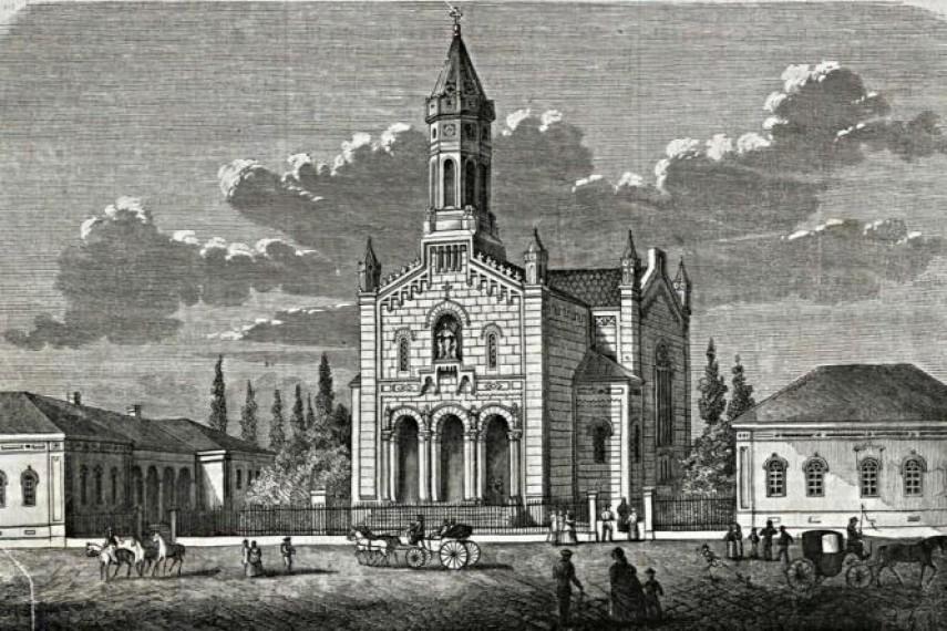 1863, Kerepescher Strasse (Rákóczi út),8. kerület