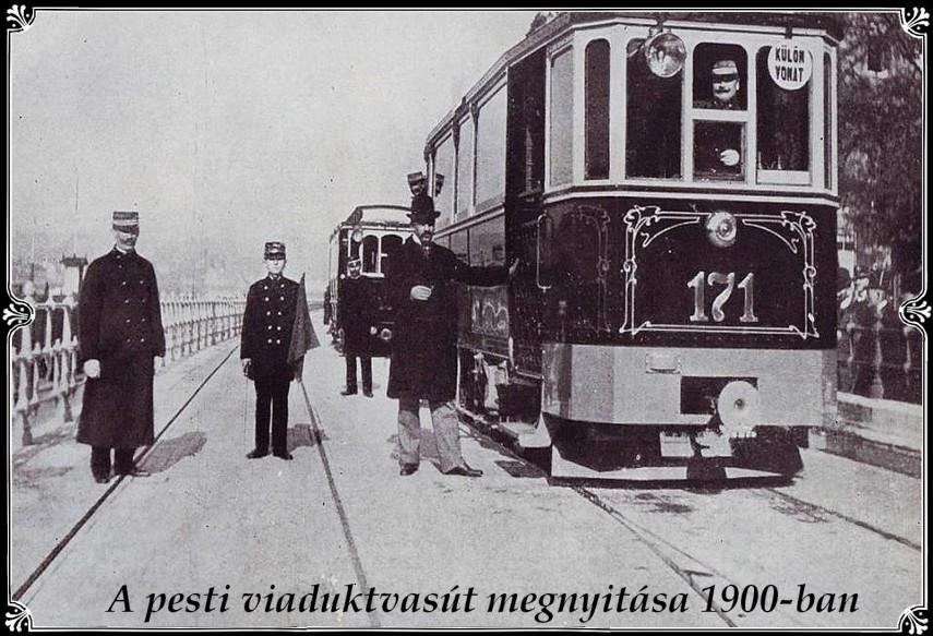 1900, Duna korzó, 4. (1950-től) 5. kerület