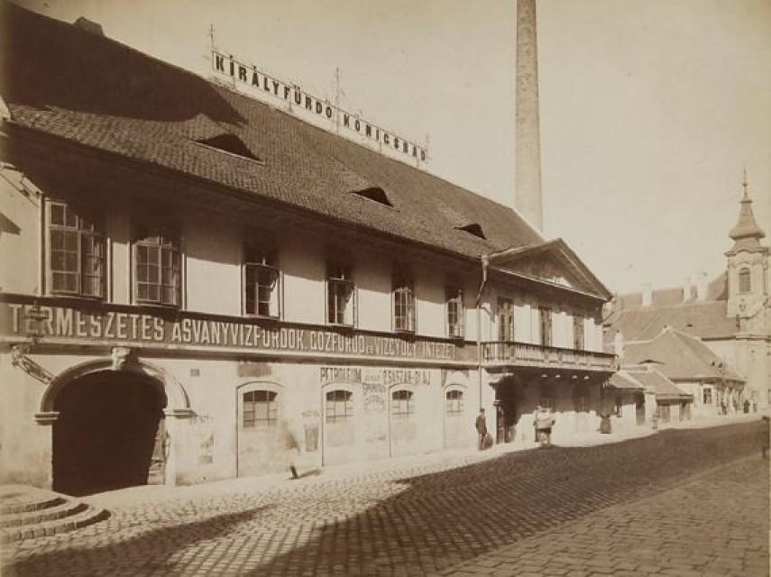 1890-es évek, Fő utca, 2. kerület