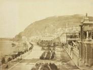 1890 táján, Ybl Miklós tér, 1. kerület