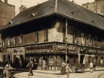 1896, Csányi utca a Dob utcánál, 7. kerület