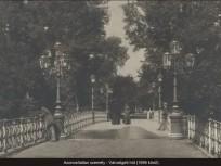 1896 táján, Városligeti híd, 14. kerület