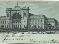 1898, Baross tér, Keleti pályaudvar, 8. kerület