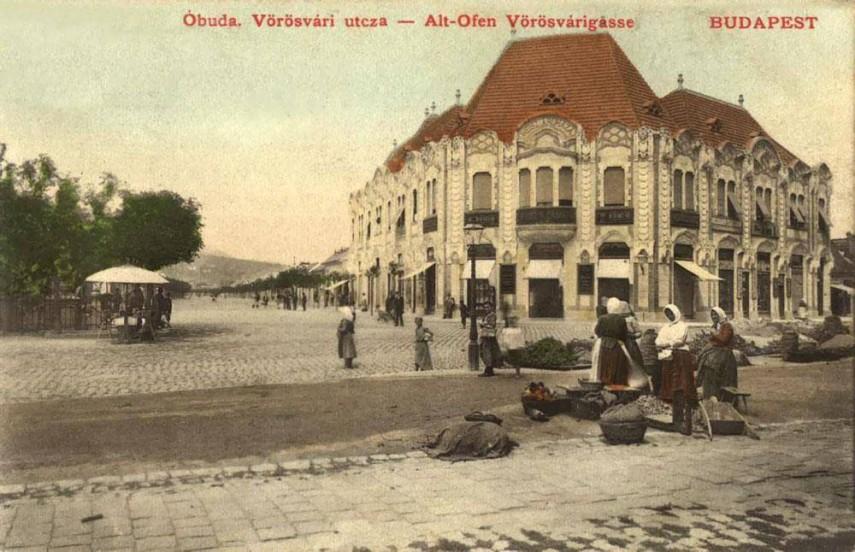 1904, Vörösvári utca (Vörösvári út), 3. kerület