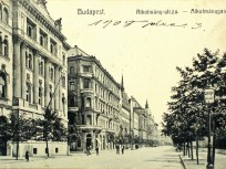 1908, Alkotmány utca, 4., (1950-től 5. kerület)