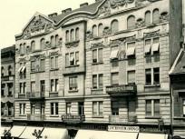 1910 táján, Rákóczi út, 7. kerület