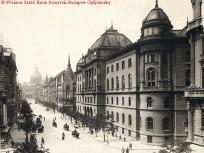 1910-es évek, Alkotmány utca, 4, (1950-tól) 5. kerület