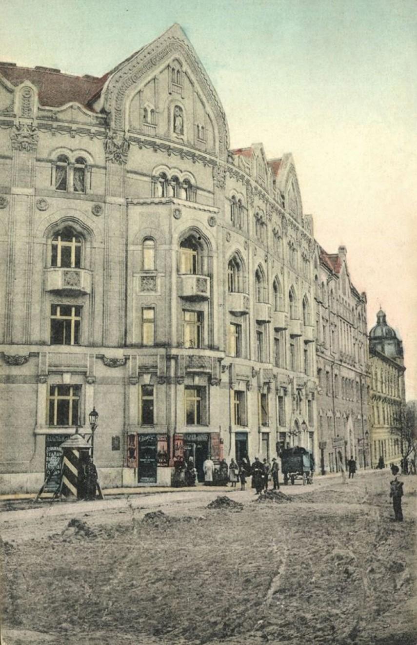 1911, Mozdony (Kiss János altábornagy) utca, 12. kerület