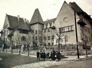 1913 táján, Áldás utca, 2. kerület