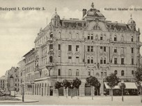 1916, Gellért (Szent Gellért) tér, 11. kerület