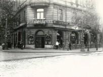 1930-as évek, Ferenc körút a Mester utcánál