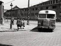 1950-es évek, Orczy út, 8. kerület