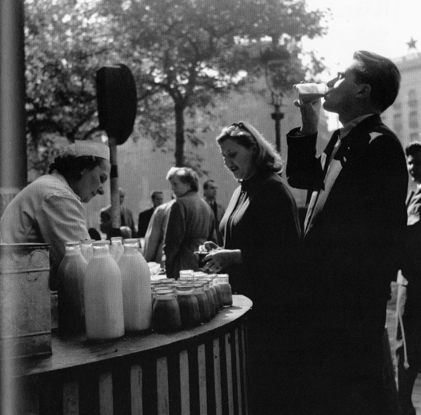1956, Anker köz, 6. kerület