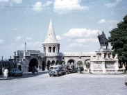 1965, Szentháromság tér, 1. kerület