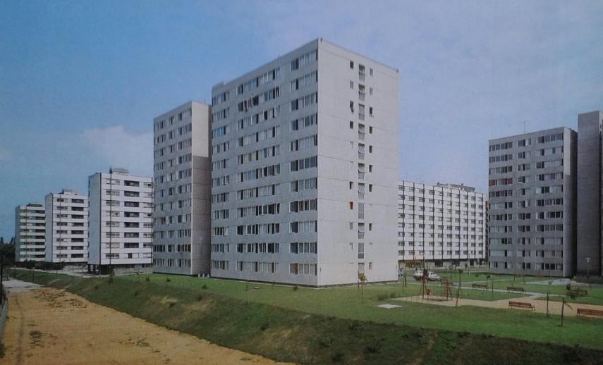 1970 táján, Róbert Károly körút, 13. kerület