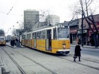 1980 táján, Rózsa Richárd (Mária Terézia) utca, 22. kerület
