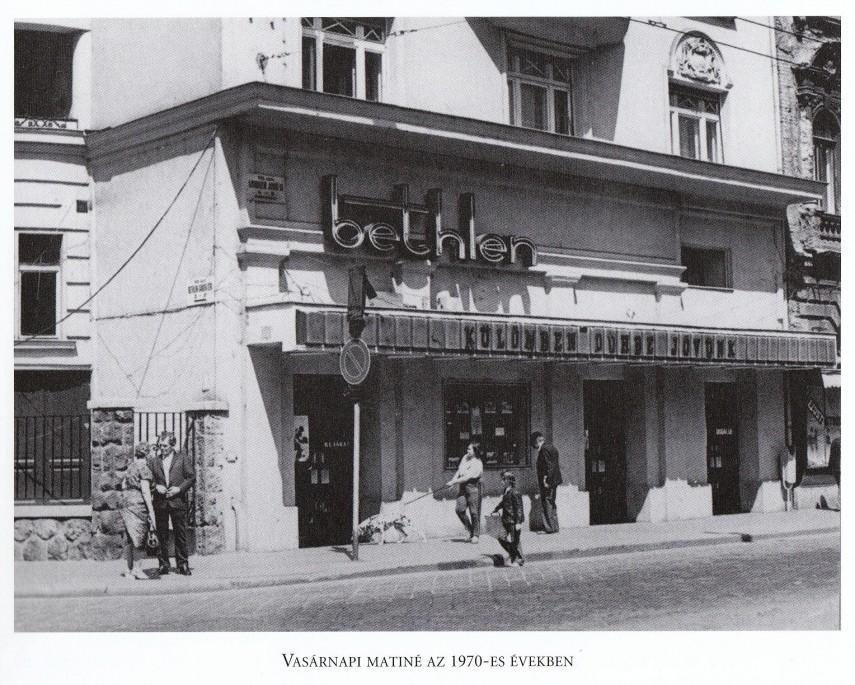 1970-es évek, István (Landler Jenő) utca, 7. kerület