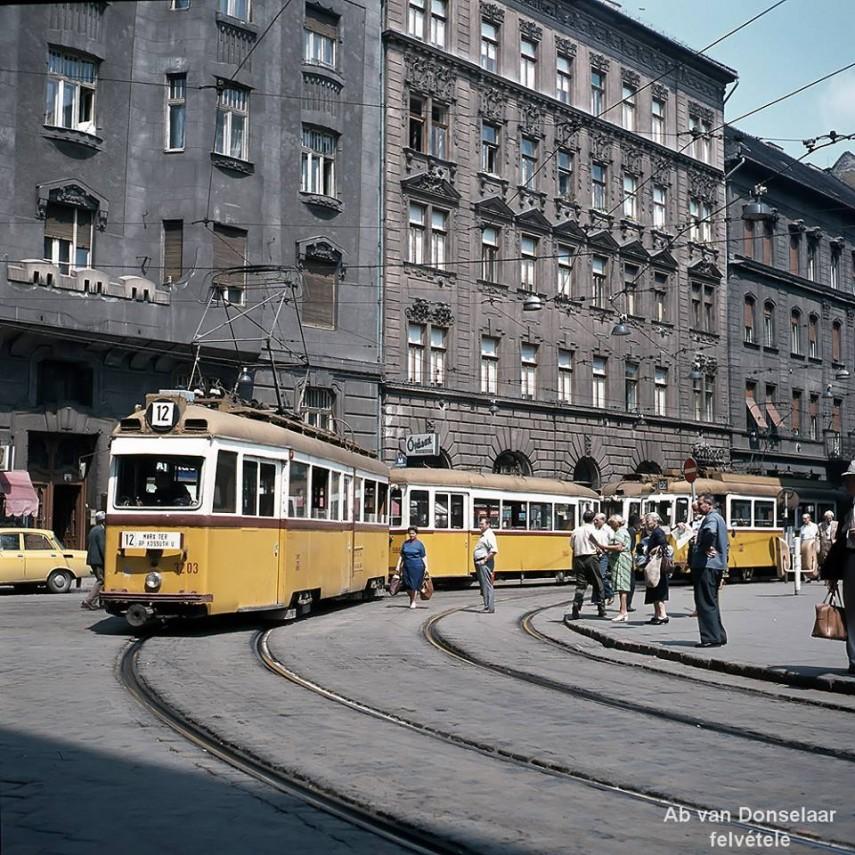 1977, Visegrádi utca, 13. kerület