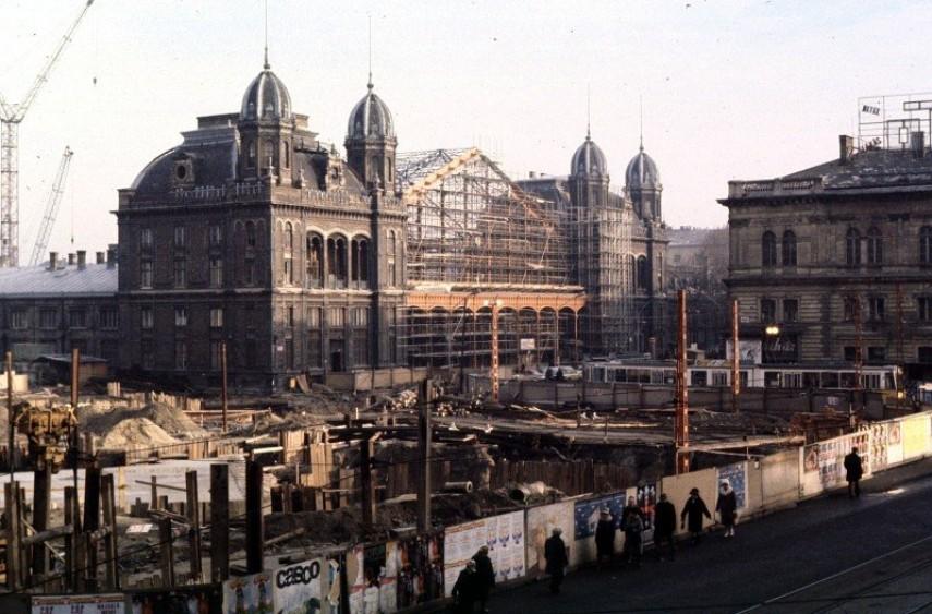 1978, Marx tér, 6. kerület