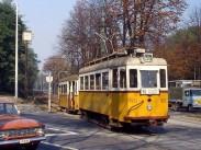 1978, Szilágyi Erzsébet fasor a Kútvölgyi  útnál, 12.kerület