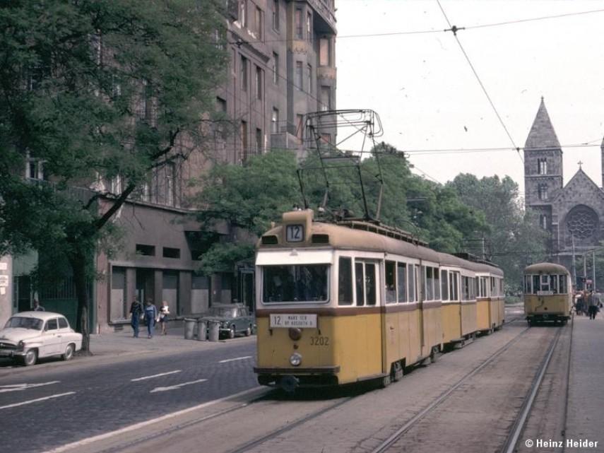 1977, Váci út, 13. kerület