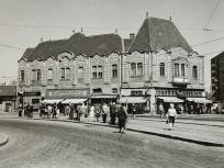 1968, Flórián tér, Csemege-ház, 3. kerület