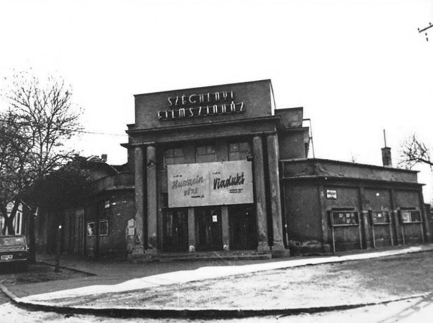 1982, Gőgös Ignác (Árvavár) utca, 15. kerület