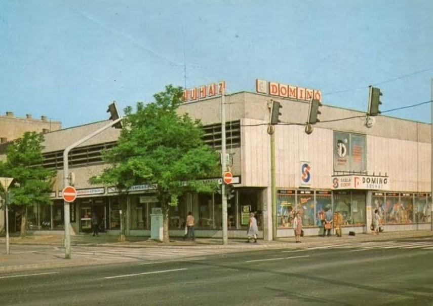 1970-es évek, Grassalkovich út, 23. kerület