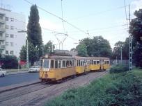 1970-es évek, Élmunkás (Lehel) tér, 13. és 6. kerület