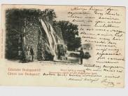 1901, Margitsziget, a Margit forrás, 13. kerület