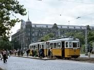 1970-es évek, Váci út a Dráva utcánál, 13. kerület