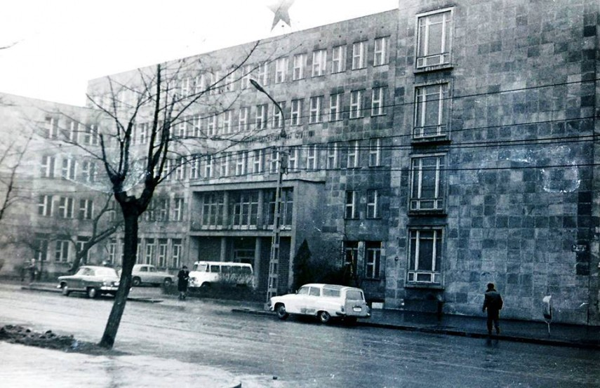 1960-as évek, Ady Endre út, 19. kerület