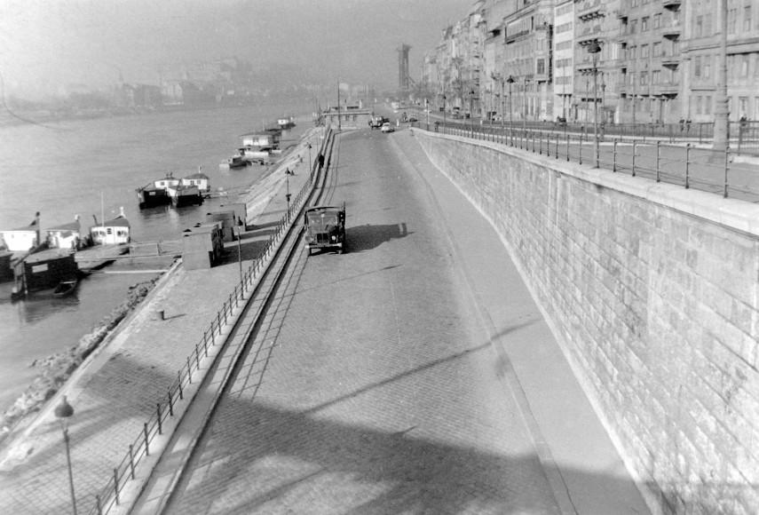 1962, Pesti alsó rakpart, 5. kerület