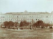 1900-as évek eleje, Ferenc József-tér, Nákó-ház,(1950-től 5. kerület)