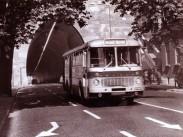 1974 táján, Alagút utca, 1. kerület