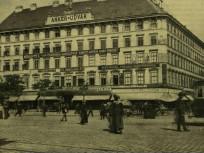 1908, Deák Ferenc tér, 6. kerület