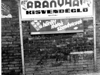 1970-es, 80-as évek, Kopaszi gát, Aranyhal kisvendéglő, 11. kerület