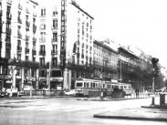 1963-1972, Rákóczi út, 7. kerület