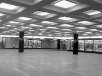 1966, Blaha Lujza tér, az aluljáró, 8. és 7. kerület