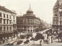 1910-1923,  Rákóczi út, 7. és 8. kerület