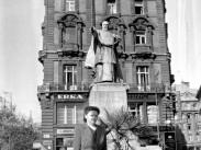 1942, Apponyi tér (Ferenciek tere), 5. kerület