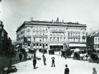 1896, Gizella tér, 5. kerület, belváros