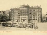 1904, Gizella (Vörösmarty tér), 4., (1950 óta) 5. kerület