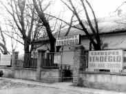 1970-es évek, Bécsi út, Cserepes vendéglő, Óbuda, 3. kerület