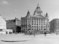 1951, Deák Ferenc tér, 5.és 6. és egy kicsit a 7. kerület
