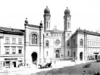 1890, Dohány utca, a Dohány utcai zsinagóga, 7. kerület