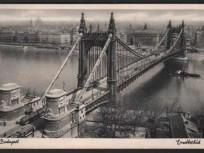 1936, Régi Erzsébet híd, 1. és 5. kerület